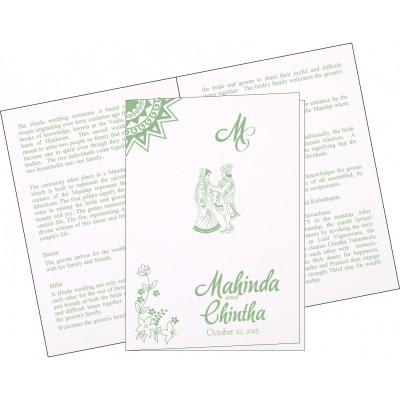 Program Booklet - PC-1266