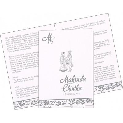 Program Booklet - PC-1291