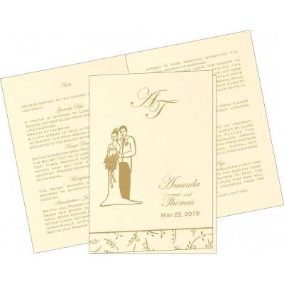 Program Booklet - PC-1303