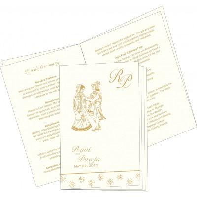 Program Booklet - PC-1405