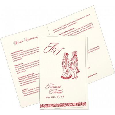 Program Booklet - PC-1411