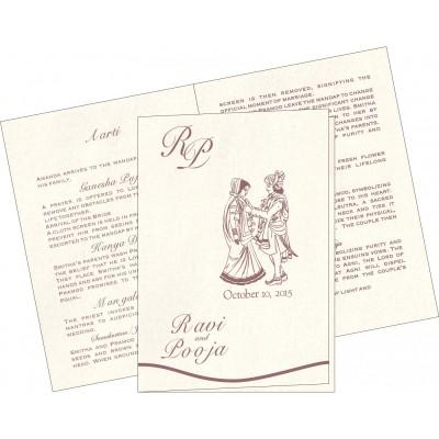 Program Booklet - PC-1413