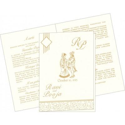 Program Booklet - PC-1438