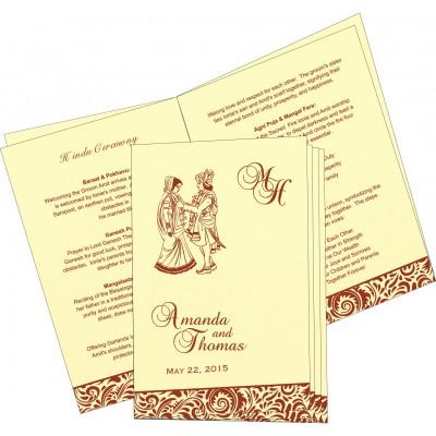 Program Booklet - PC-1471