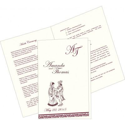 Program Booklet - PC-2077
