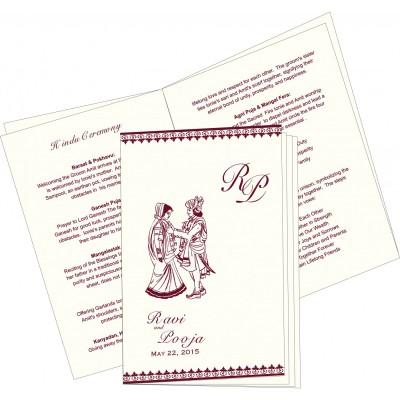 Program Booklet - PC-2084