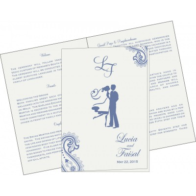 Program Booklet - PC-5015A