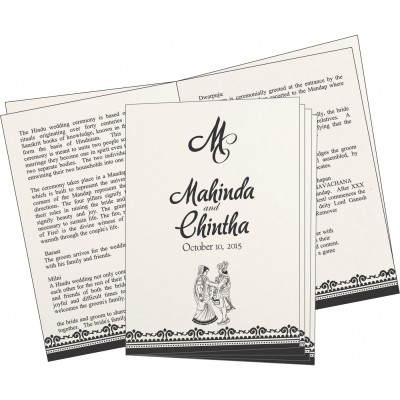 Program Booklet - PC-8205L
