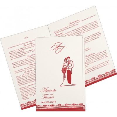 Program Booklet - PC-8205N