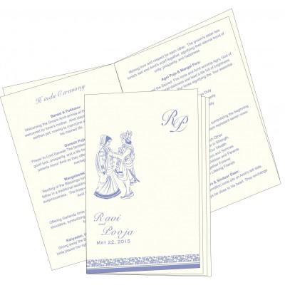 Program Booklet - PC-8207D