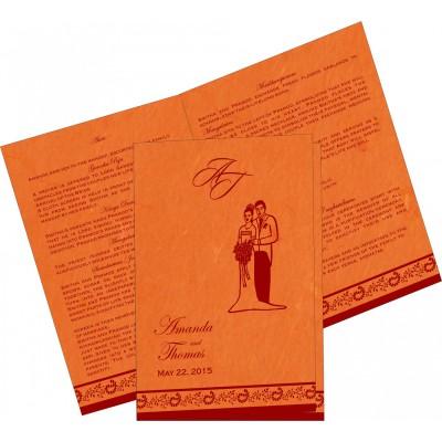 Program Booklet - PC-8208G