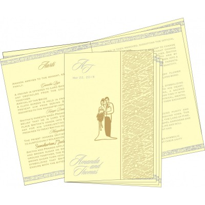 Program Booklet - PC-8209B