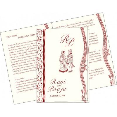 Program Booklet - PC-8210J