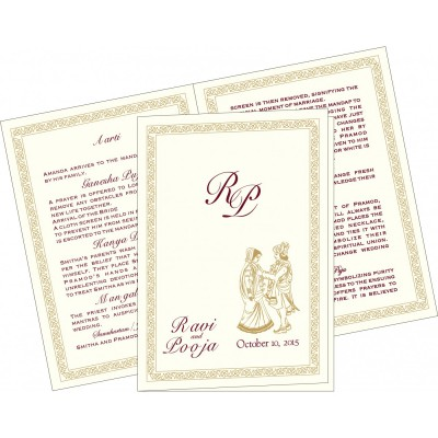 Program Booklet - PC-8211K