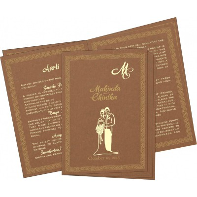 Program Booklet - PC-8211L
