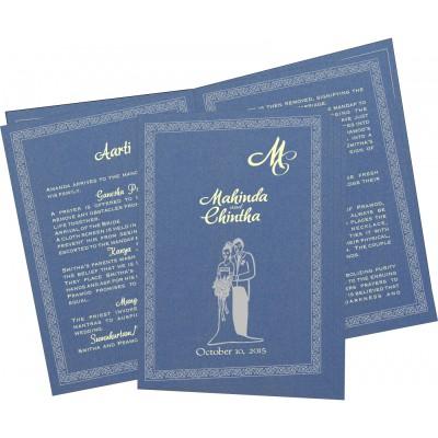 Program Booklet - PC-8211P