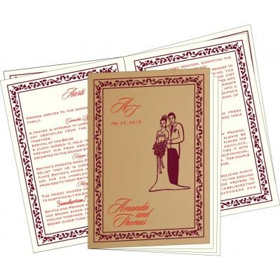Program Booklet - PC-8214C