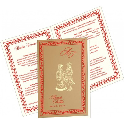 Program Booklet - PC-8214H