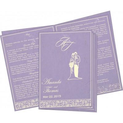 Program Booklet - PC-8215B