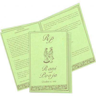 Program Booklet - PC-8215D
