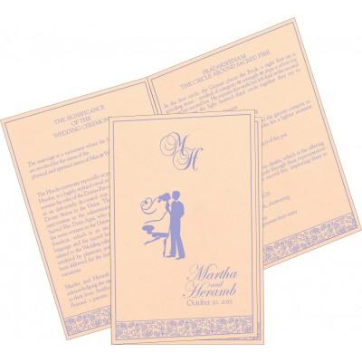 Program Booklet - PC-8215M
