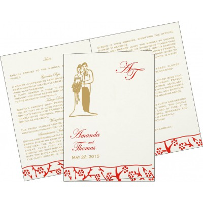 Program Booklet - PC-8216A