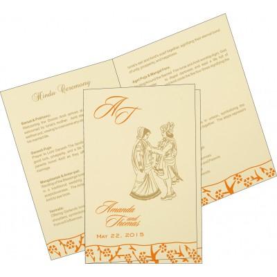 Program Booklet - PC-8216G