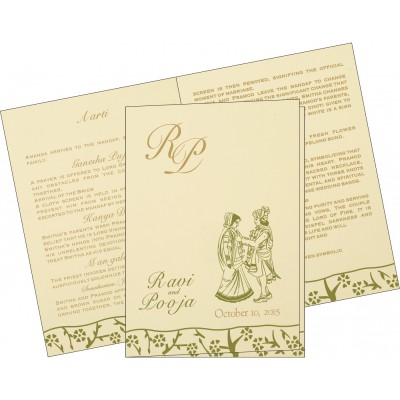 Program Booklet - PC-8216J