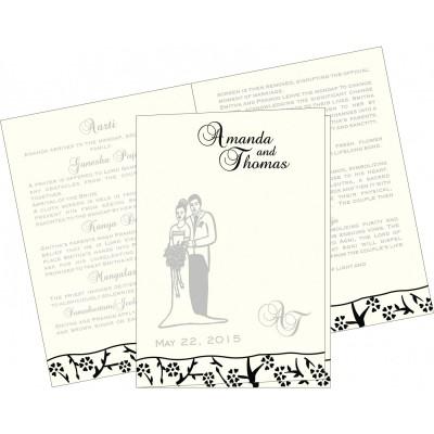 Program Booklet - PC-8216N