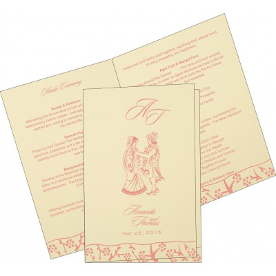 Program Booklet - PC-8216P