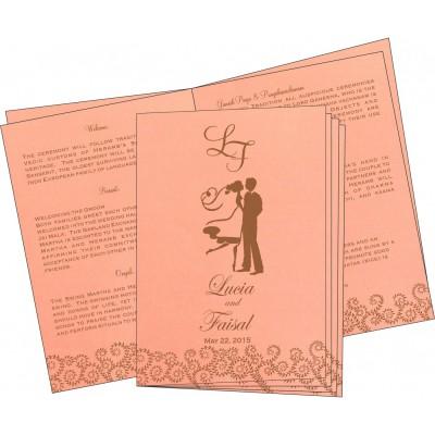 Program Booklet - PC-8217N