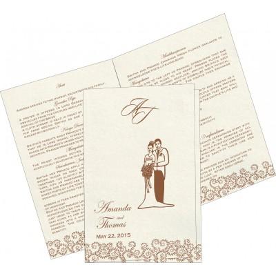 Program Booklet - PC-8217O