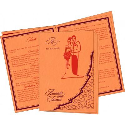 Program Booklet - PC-8219B
