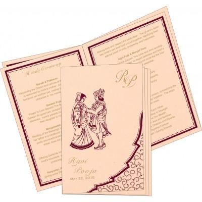 Program Booklet - PC-8219D