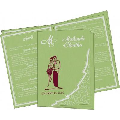 Program Booklet - PC-8219J