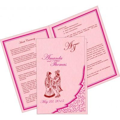 Program Booklet - PC-8219K