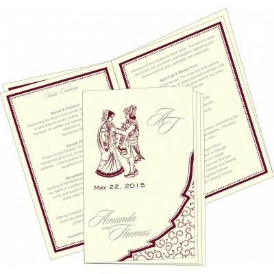 Program Booklet - PC-8219L