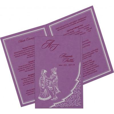 Program Booklet - PC-8219O