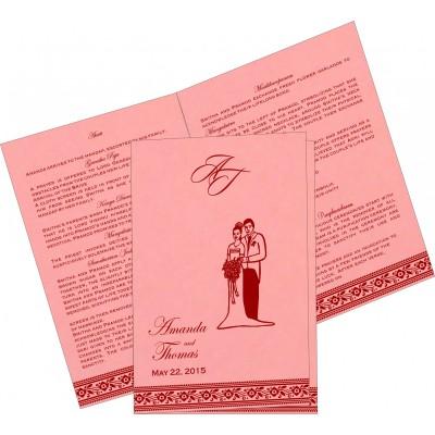 Program Booklet - PC-8220J