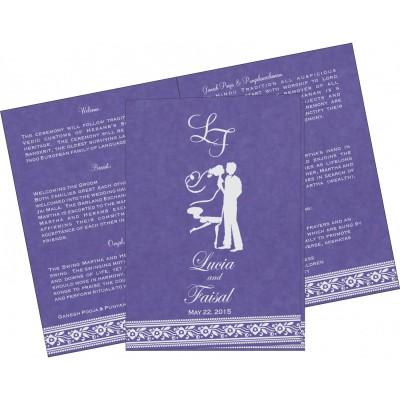 Program Booklet - PC-8220P