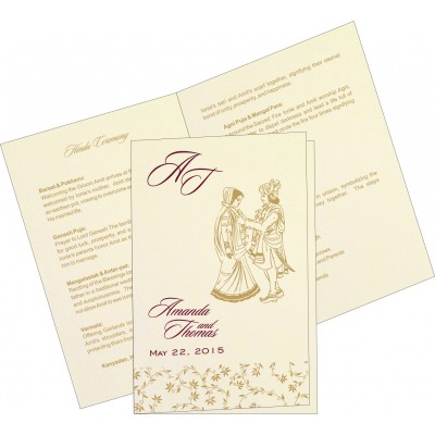 Program Booklet - PC-8226L