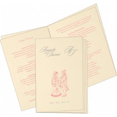 Program Booklet - PC-8229Q