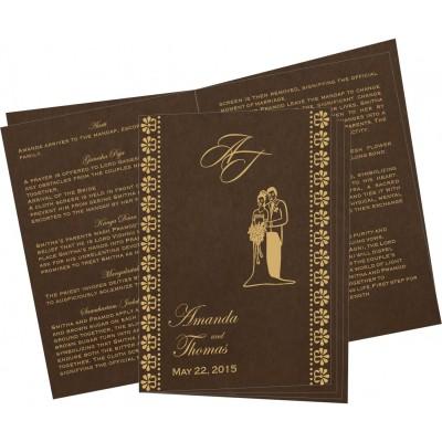 Program Booklet - PC-8231D