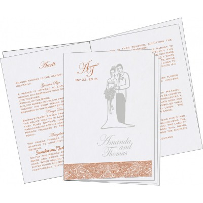 Program Booklet - PC-8234F
