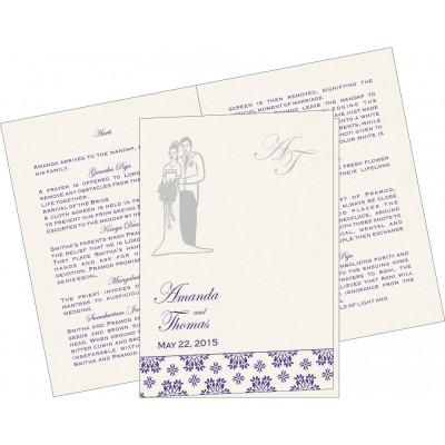 Program Booklet - PC-8237A