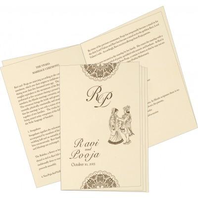 Program Booklet - PC-8238G