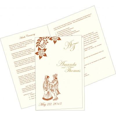 Program Booklet - PC-8240L