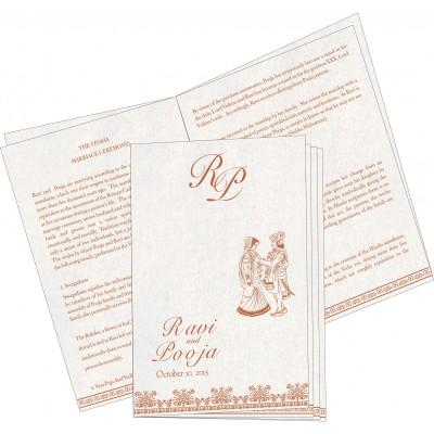 Program Booklet - PC-8241M