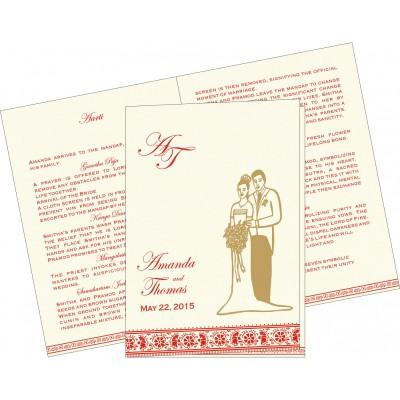 Program Booklet - PC-8242A