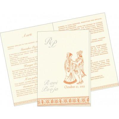 Program Booklet - PC-8242L